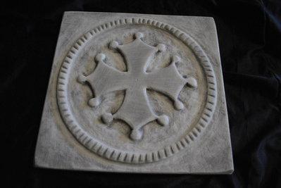 Medaglione in Marmo