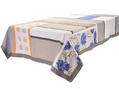 Tovaglia patchwork cotone