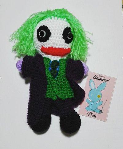 The Joker Amigurumi