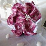 Bouquet sposa a uncinetto / Crochet Wedding Bouquet