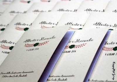 60 Libretti Messa Matrimonio