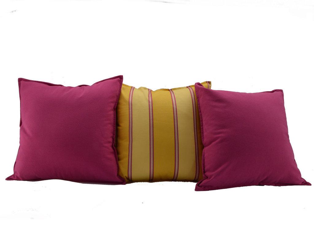 Set di cuscini colorati
