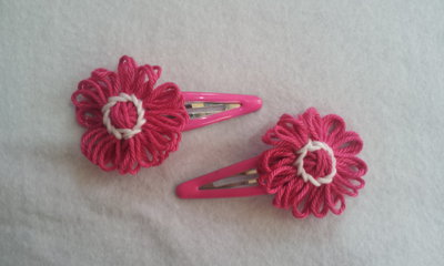 Set Mollette Clips per Capelli