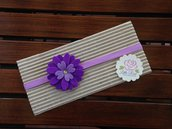 Fascia elastica a fiore by Little Rose Handmade