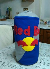 Cuscino  Red bull