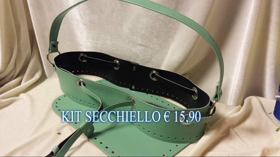 kit secchiello tiffany
