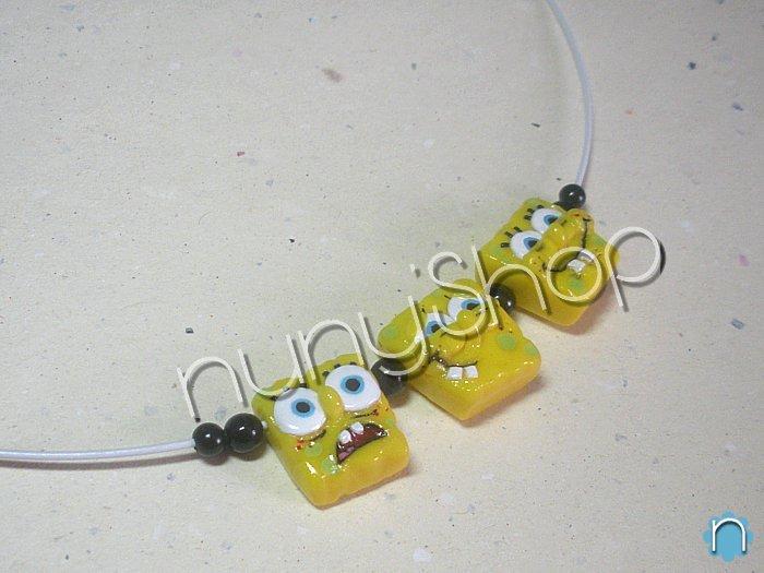 Collana Spongebob espressioni (2)