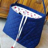 """Bellissima e dolcissima borsa passeggino da portare a spalla modello """"Lovely"""""""