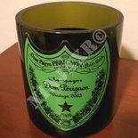 Vaso Porta oggetti da Bottiglia vuota Dom Perignon Luminous 2003