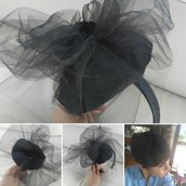 Bellissimo fascinator for wedding day