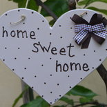 """Cuore country """"Home sweet Home """""""