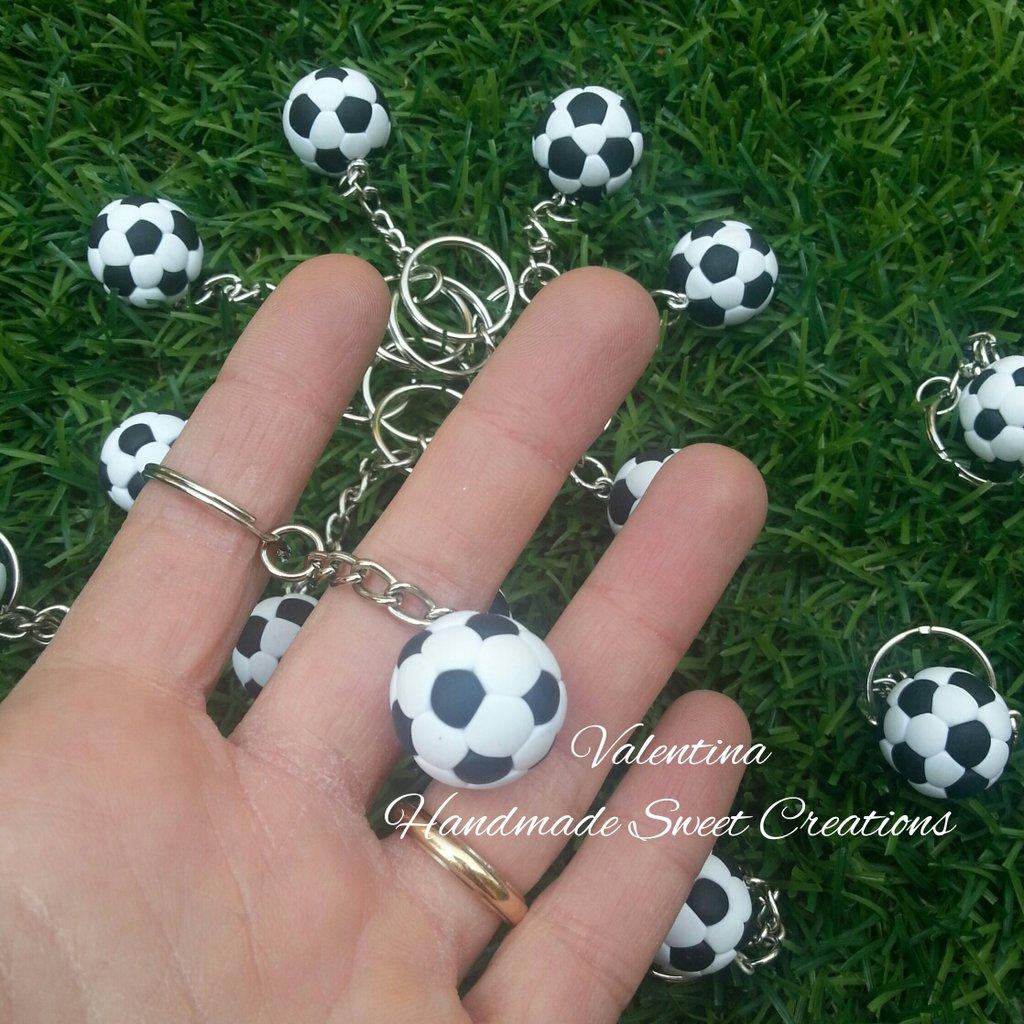 Portachiavi pallone da calcio