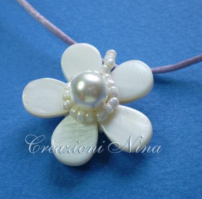 Fiore Madreperla