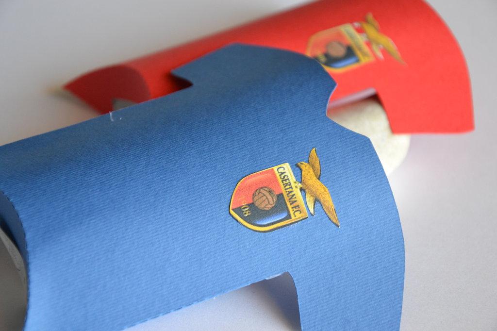 scatolina confetti tifoso