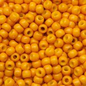 perline arancioni 4 mm 200 pz