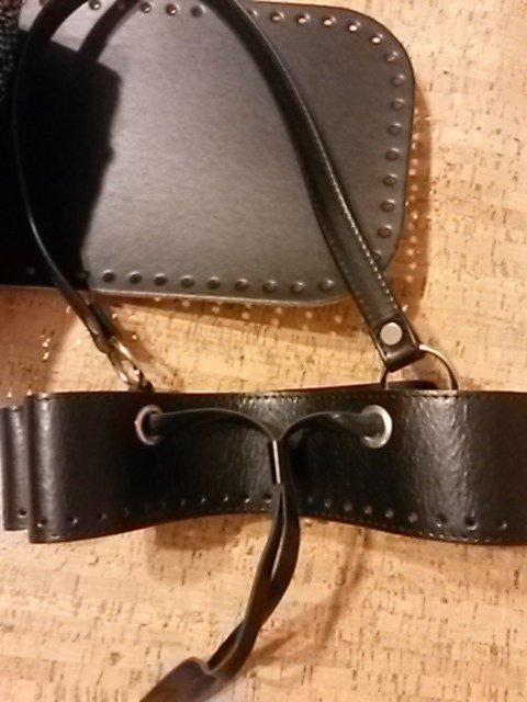 kit SECCHIELLO : Parte alta x borsa secchiello -fondo