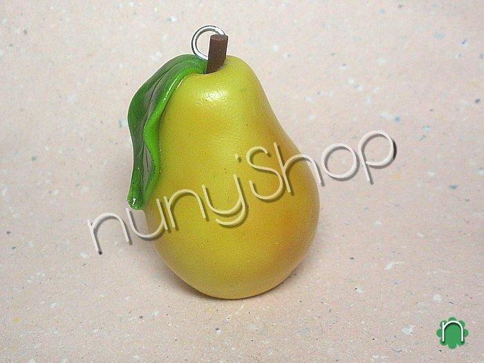 Ciondolo frutta - PERA