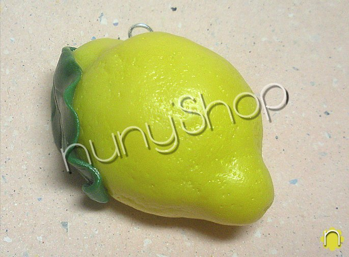Ciondolo frutta - LIMONE