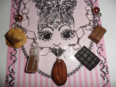 COLLANA CHOCOLATE