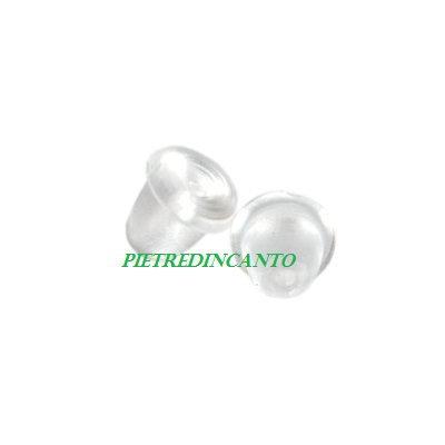 100 GOMMINI PER ORECCHINI - 11252
