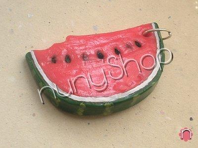 Ciondolo frutta - ANGURIA