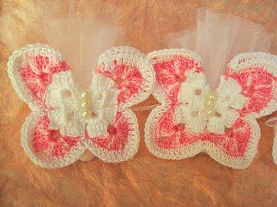 Farfalle portaconfetti nascita-battesimo