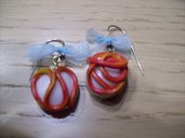 orecchini fiocco