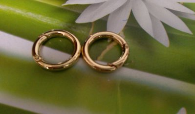 moschettone oro 250