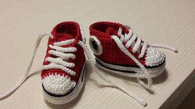 Scarpine All Stars per neonati
