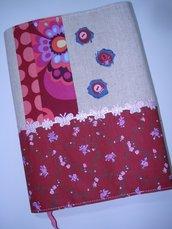 Book Cover - Copertina di stoffa