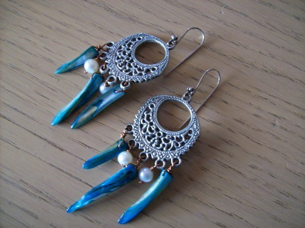 orecchini ghirigoro