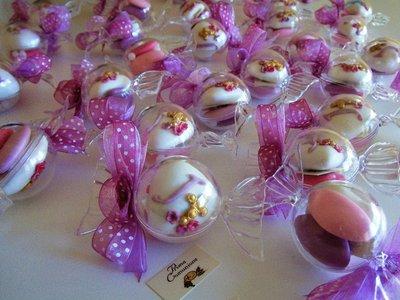 Caramella di Confetti per Comunione / Cresima - caramella confettata - bomboniera comunione - bomboniera cresima - segnaposto comunione - segnaposto cresima