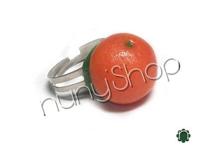 Anello frutta - ARANCIO