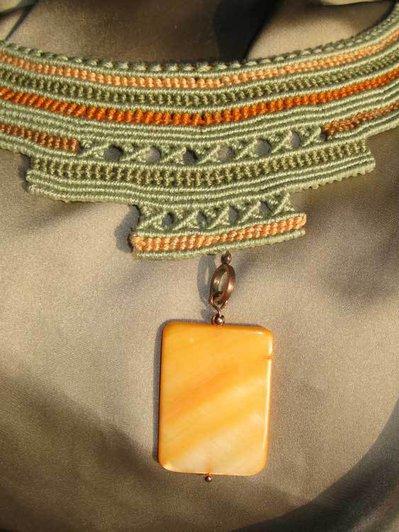 collana girocollo - Cleopatra 6