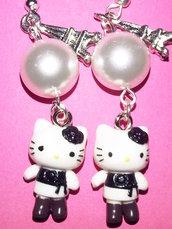 orecchini Hello Kitty tour Eiffel