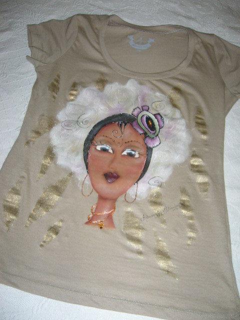 camiseta Dama Selvatica
