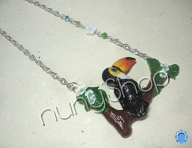 Collana Tucano