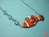 Collana Pesce Pagliaccio