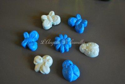 Gessetti colorati bomboniere