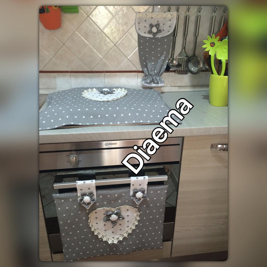 Set da cucina shabby chic - Per la casa e per te - Decorare casa ...