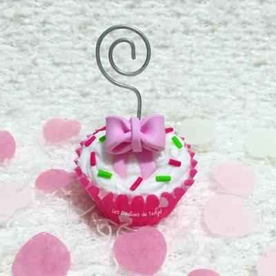 Portafoto a forma di Cupcake