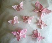 Farfalle decorative per tende
