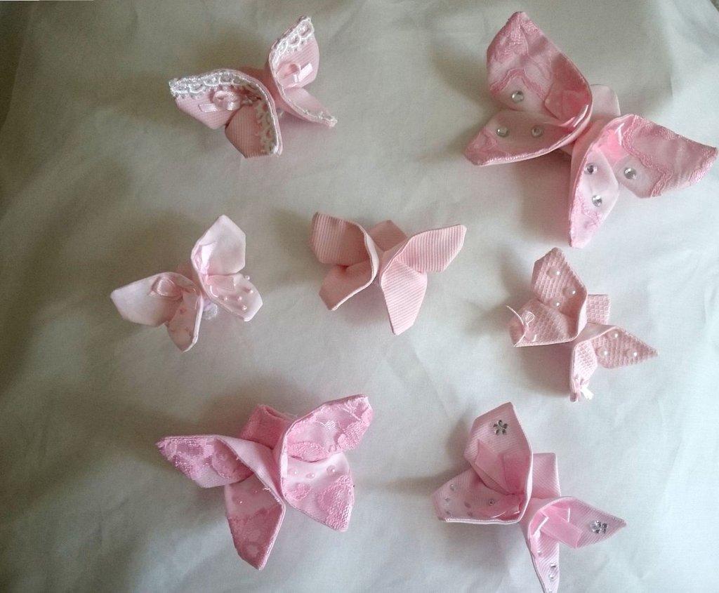 Farfalle Decorative Fai Da Te farfalle decorative per tende