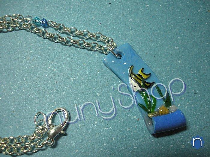 Collana In Fondo Al Mar (pergamena)