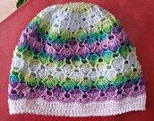 cappellino neonato  0-3 mese
