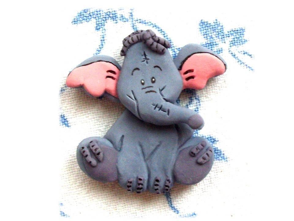 Effy efelante amico Winnie the Pooh