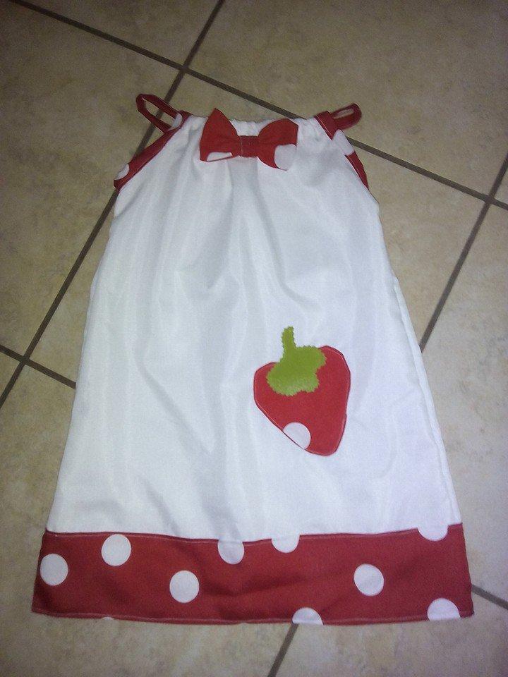 vestitino per bimba