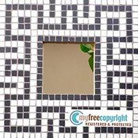 Disegno per mosaico SPECCHIO