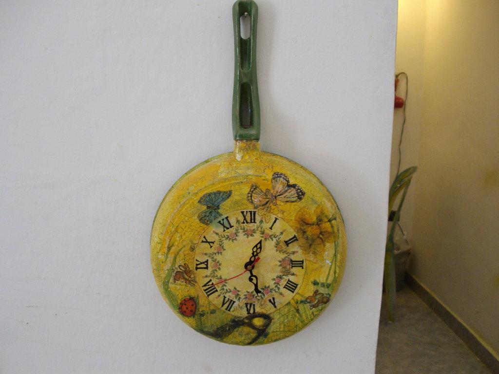 orologio/pentola