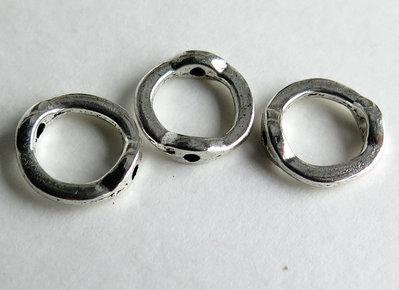 4 Connettori perle TONDI CNT 27